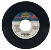 B side with the song Suzie Glider