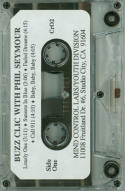 Original cassette. Thanks Angelo Power Pop Criminals.